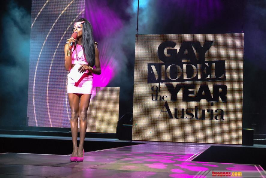 Gay Model of the Year Austria