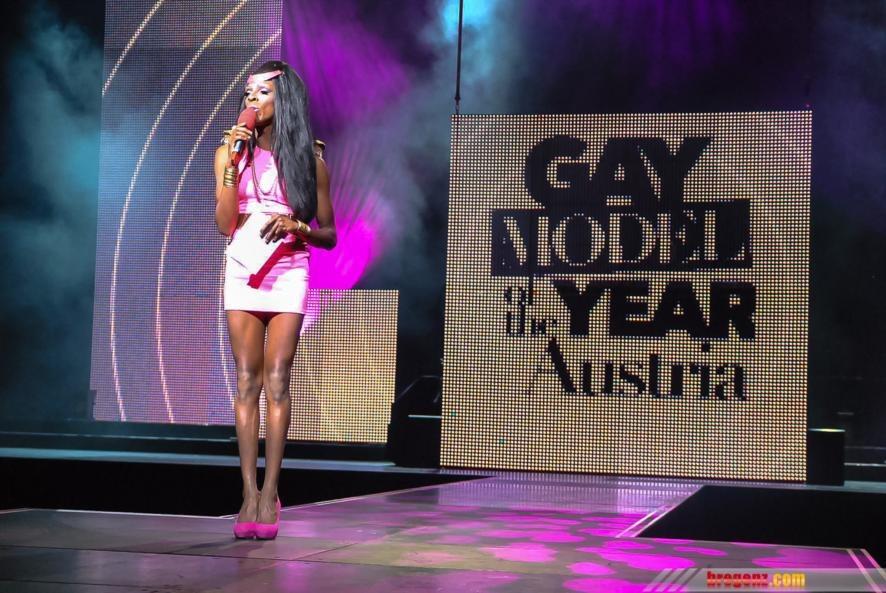 Gay Model of the Year Austria